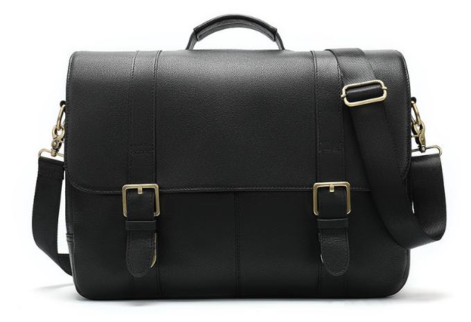 Кожаный портфель Buffalo Bags 18389 - фото 1