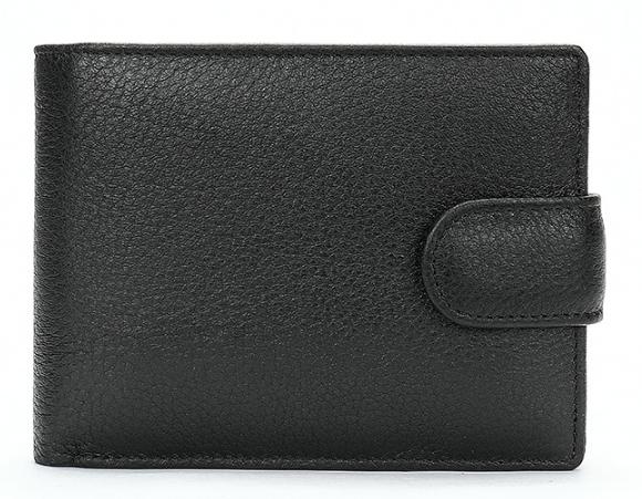Мужской кожаный кошелек Buffalo Bags 14329 - фото 1