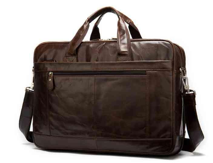 Кожаный портфель Buffalo Bags 18390 - фото 1
