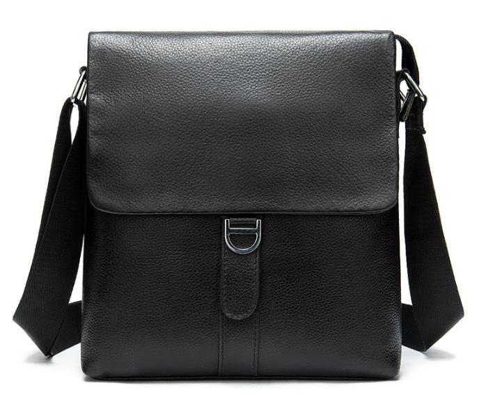 Мужская кожаная сумка Buffalo Bags 14321 - фото 1