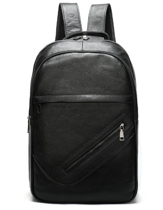 Мужской кожаный рюкзак MARRANTI 17615 - фото 1