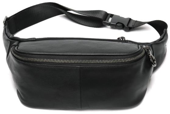 Кожаная сумка на пояс Buffalo Bags 17622 - фото 1
