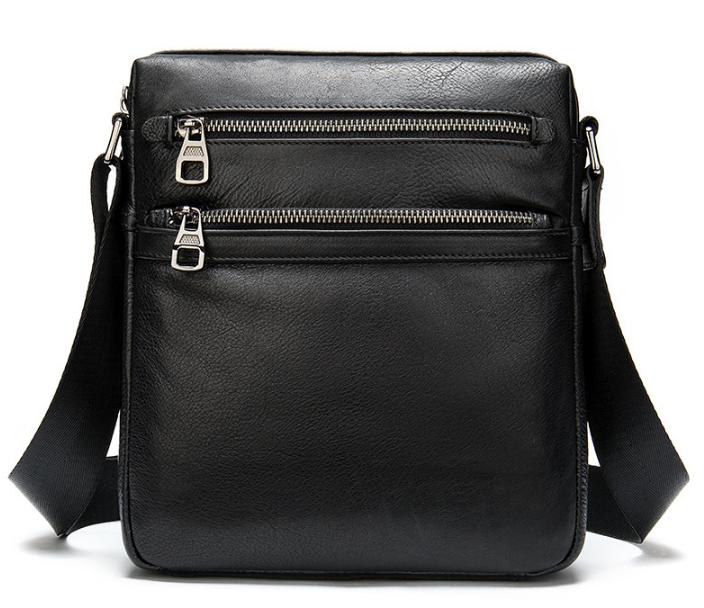 Мужская кожаная сумка Buffalo Bags 14322 - фото 1
