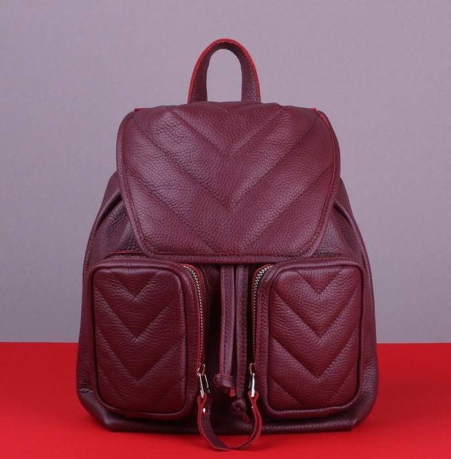 Кожаный рюкзак MAGNIFICO WINE 12467 - фото 1