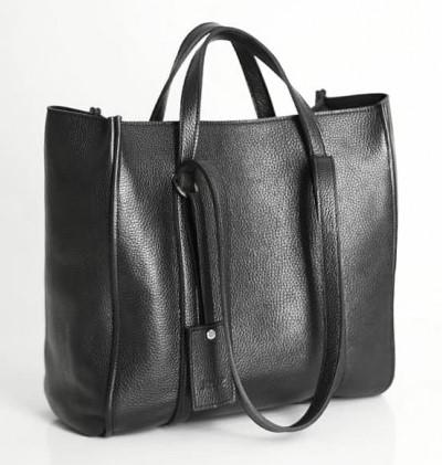 Женская кожаная сумка Jizuz MARK MAXI SHOPPER 17416 - фото 1