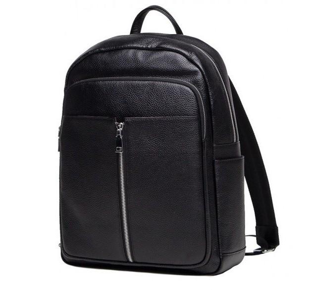 Кожаный мужской рюкзак TIDING 12452 - фото 1