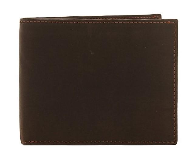 Мужской кожаный кошелек Woodbridge 12335 - фото 1