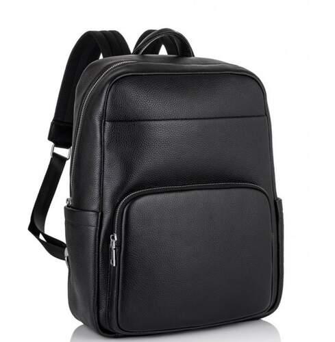 Кожаный рюкзак TIDING 19515 - фото 1