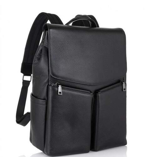 Кожаный рюкзак TIDING 19519 - фото 1