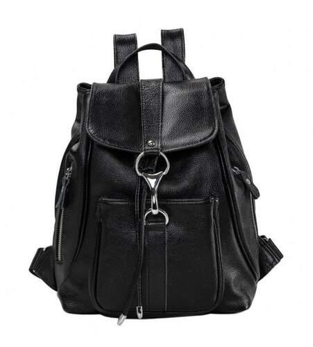 Кожаный рюкзак OLIVIA LEATHER 17840 - фото 1