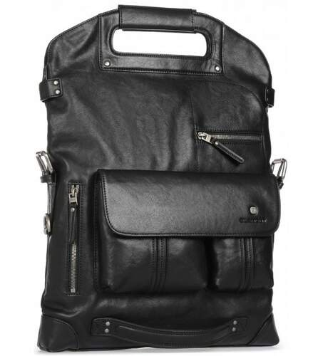 Мужская кожаная сумка-рюкзак Blamont 17750 - фото 1
