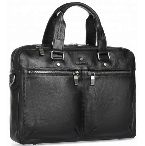 Мужская кожаная сумка Blamont 17747 - фото 1