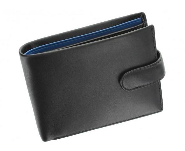 Мужской кожаный кошелек Visconti Parma 10954 - фото 1