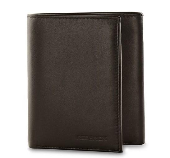 Мужской кожаный кошелек Redbrick 12297 - фото 1