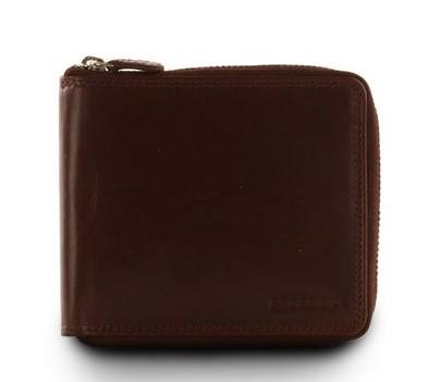Мужской кожаный кошелек Redbrick 12300 - фото 1