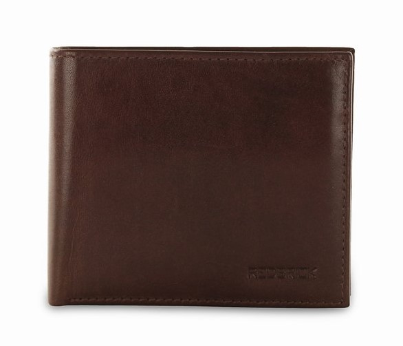Мужской кожаный кошелек Redbrick 12304 - фото 1