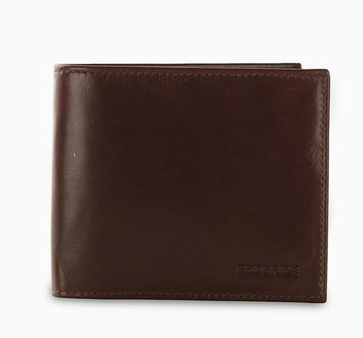 Мужской кожаный кошелек Redbrick 12306 - фото 1