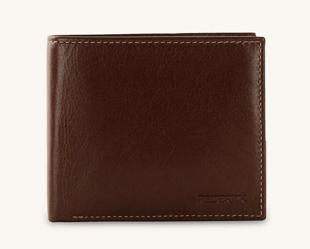 Мужской кожаный кошелек Redbrick 12308 - фото 1