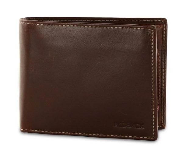 Мужской кожаный кошелек Redbrick 12310 - фото 1