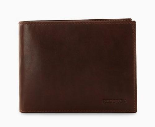 Мужской кожаный кошелек Redbrick 12312 - фото 1