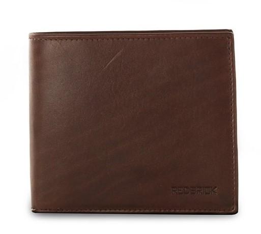Мужской кожаный кошелек Redbrick 12314 - фото 1