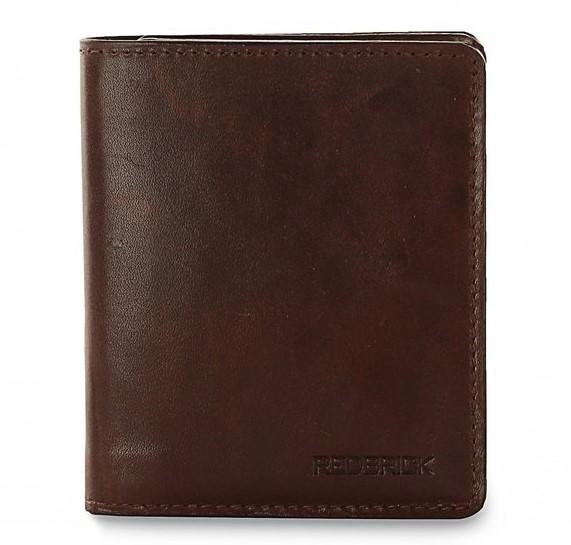 Мужской кожаный кошелек Redbrick 12318 - фото 1
