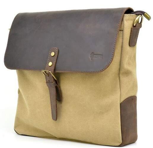 Мужская сумка через плечо TARWA 17481 - фото 1
