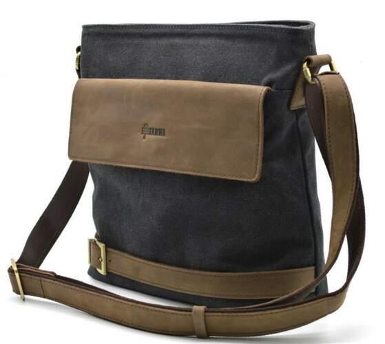 Мужская сумка через плечо TARWA 17485 - фото 1