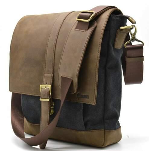 Мужская сумка через плечо TARWA 17487 - фото 1