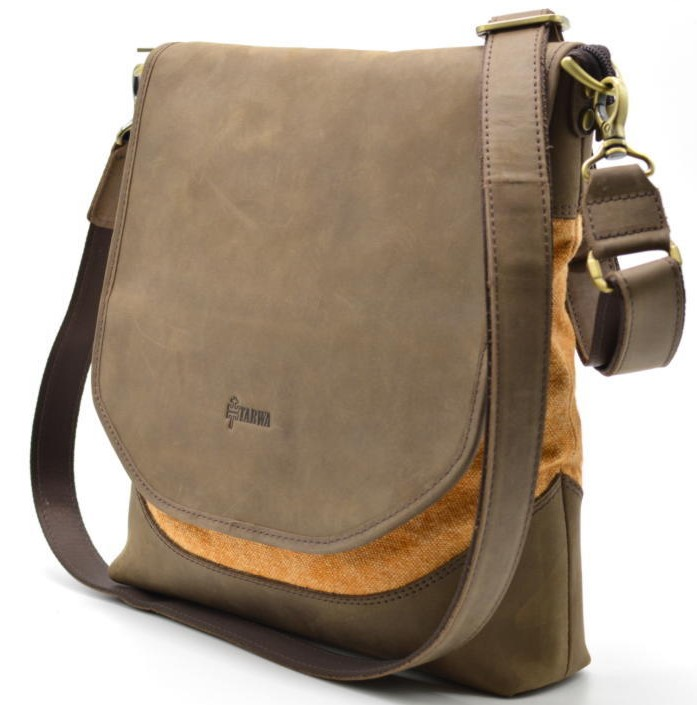 Мужская сумка через плечо TARWA 17473 - фото 1