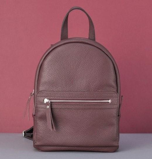 Кожаный рюкзак JIZUZ SPORT 9114 - фото 1