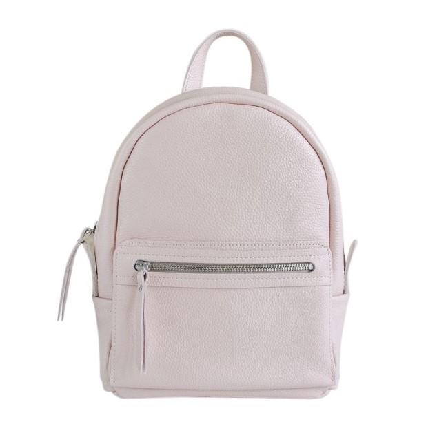Кожаный рюкзак JIZUZ SPORT NUDE 4547 - фото 1