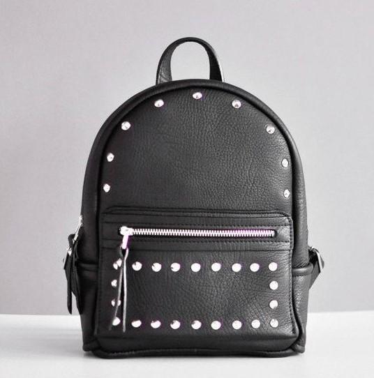Кожаный рюкзак JIZUZ SPORT ROCK 9106 - фото 1