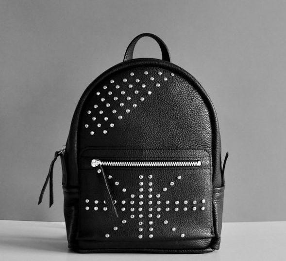 Кожаный рюкзак JIZUZ SPORT 9113 - фото 1
