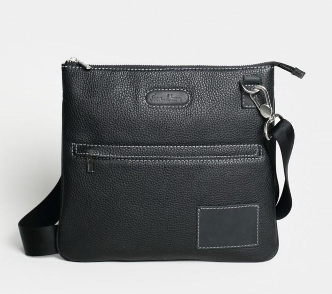 Кожаная сумка через плечо Issa Hara 12925 - фото 1