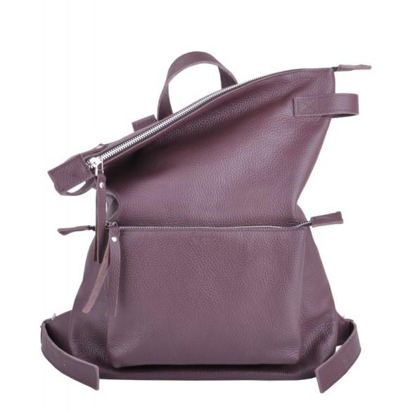 Кожаный рюкзак JIZUZ VOYAGER 9425 - фото 1
