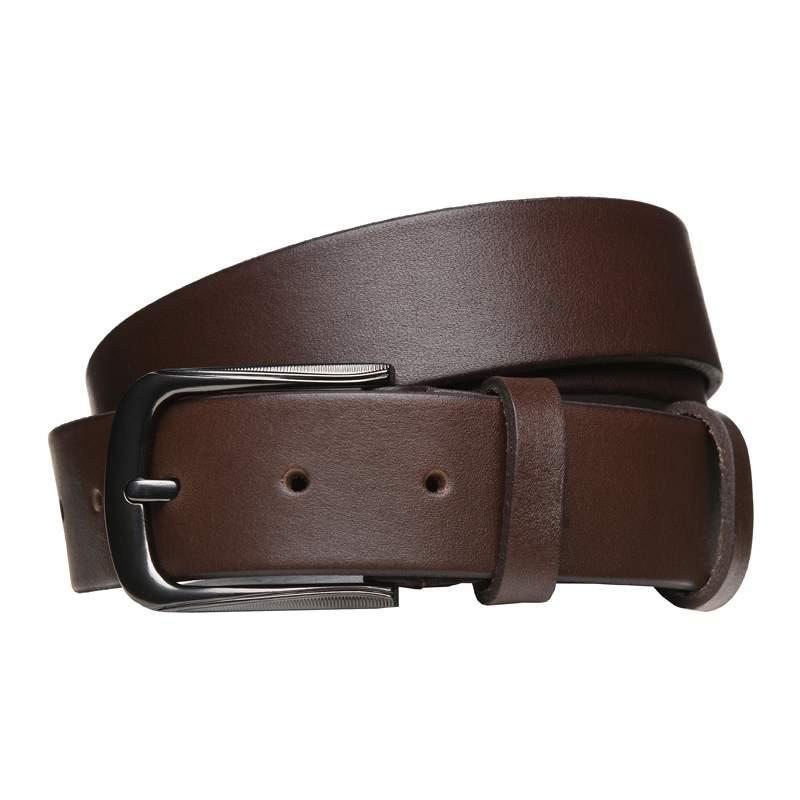 Кожаный ремень Borsa Leather 18479 - фото 1