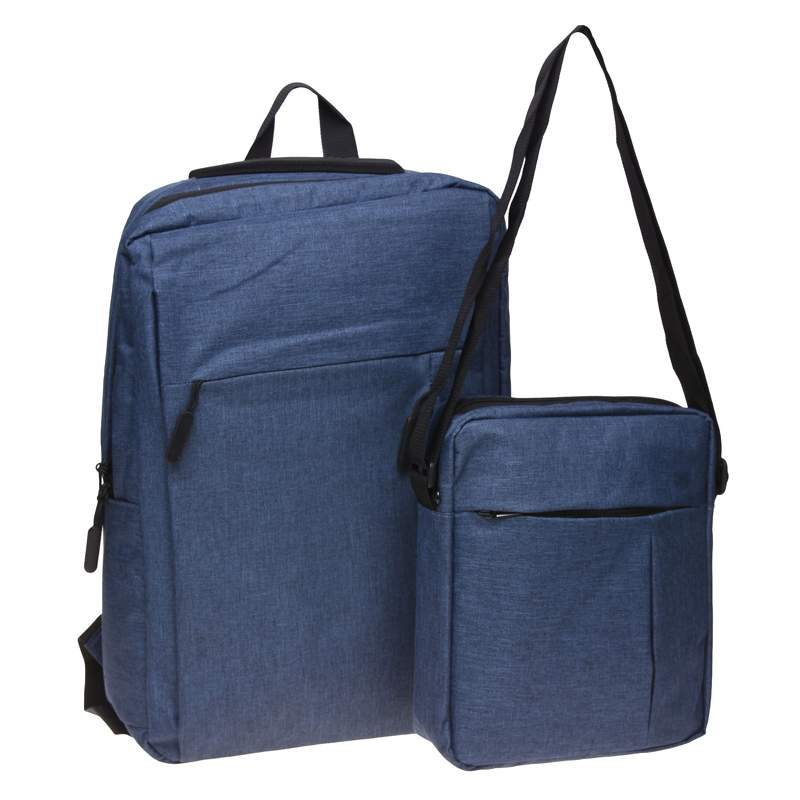 Мужской рюкзак + сумка Remoid 19547 - фото 1