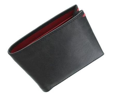 Мужской кожаный кошелек Visconti Slim 11252 - фото 1