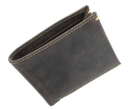 Мужской кожаный кошелек Visconti Slim 11253 - фото 1